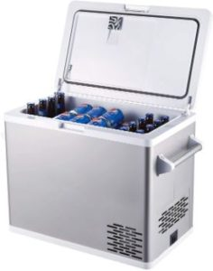 6. Aspenora 54-Quart Portable Fridge Freezer