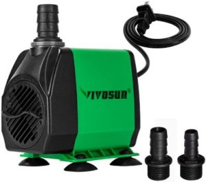 6. VIVOSUN 800GPH Submersible Pump