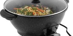 Top 10 Best Electric Woks in 2020 Review