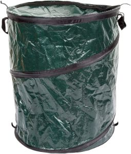 6. Wakeman Outdoors Collapsible Trash Can