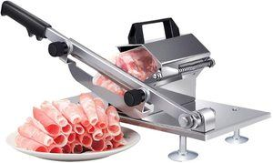 6. befen Stainless Steel Meat Cutter