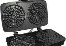 7. Chef'sChoice 834 PizzellePro Toscano Nonstick Pizzelle Maker