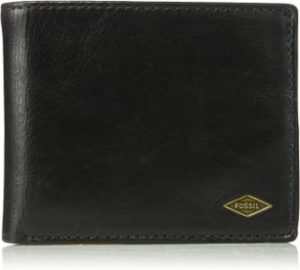 #7. Men's Ryan Leather RFID Fossil Wallet