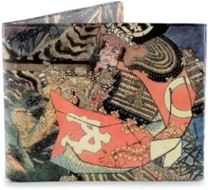 #7. Tiger Warrior Mighty Wallet