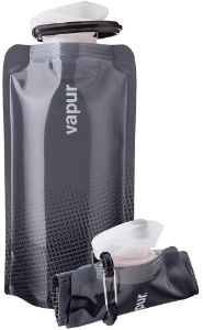 7. Vapur Shades Flexible Water Bottle with Clip