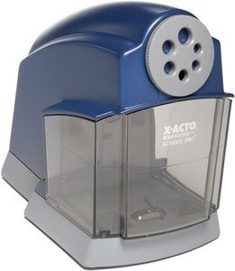7. X-ACTO School Pro Classroom Electric Pencil Sharpener