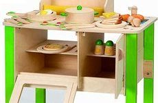 8. Hape My Creative Cookery Club Kid's Wooden Play Kitchen