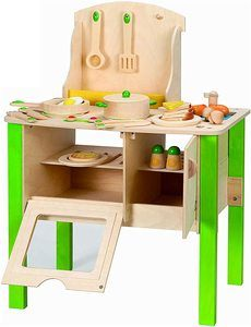 Top 10 Best Wooden Play Kitchens in 2021 Reviews