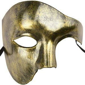 Top 10 Best Masquerade Masks for Men in 2020 Reviews