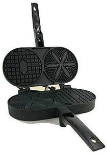 8. Palmer 1000T Electric Pizzelle Iron-Non-Stick
