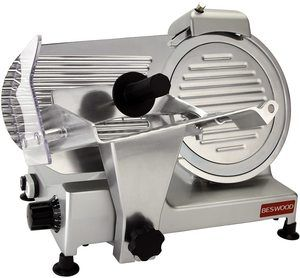 9. BESWOOD 10 Electric Deli Meat Cheese Food Slicer