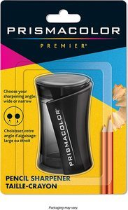 9. Prismacolor Premier Pencil Sharpener