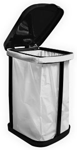 9. Stormate Collapsible Garbage Bag Holder