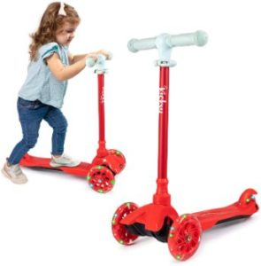 #1 KicksyWheels Scooters for Kids