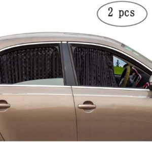 #1 ZATOOTO Car Side Window Sun Shade Window