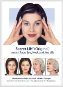 1. Instant Face, Neck, and Eye Lift