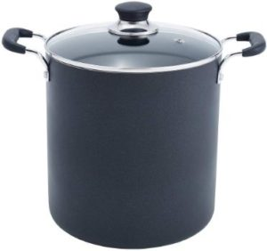 #1. T-fal B362x62 Specialty Total Nonstick Stockpot