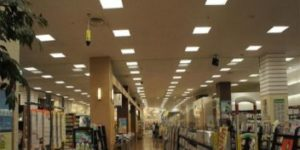 #10. 1000LED 2 Packs LED Flat Panel Light, 2x2 FT