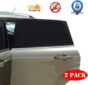 #2 Universal Car Window Sun Shade Car Rear Side