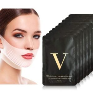 2. Double Chin Reducer Strap, Neck Tightening Band Belt