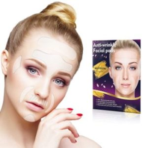 2. Reusable Face Wrinkle Remover Strip, 16 pcs