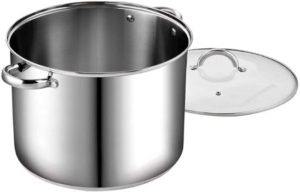 #3. Cook N Home 16 Quart Stockpot