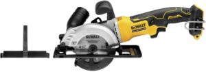 #3. DEWALT ATOMIC Mini Circular Saw