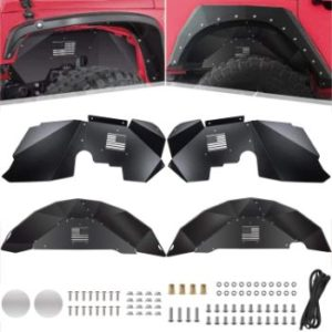 #3. Yoursme Inner Fender Liners Front & Rear