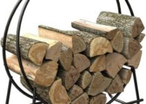 Top 10 Best Firewood Holders in 2021 Reviews