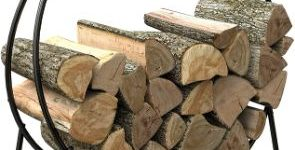 Top 10 Best Firewood Holders in 2020 Reviews
