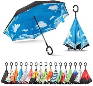 #5 Sharpty Inverted Umbrella, Umbrella Windproof