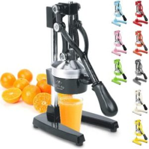 #5. Zulay Kitchen Professional Citrus Juicer