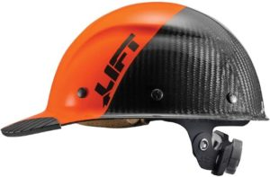 #6 LIFT Safety DAX Fifty Cap Style Hardhat ANSI Point