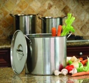 #6. ExcelSteel Stainless Steel Stockpot