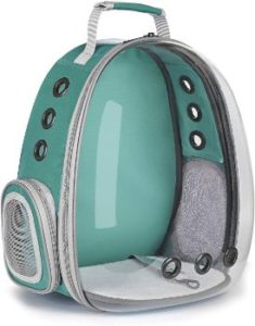 #8. Lollimeow Pet Carrier Backpack