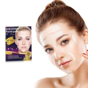 8. Reusable Anti Wrinkle Pads for Face, 16 Pcs