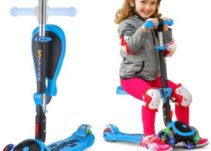 Top 10 Best 3-wheel Scooters for Kids in 2021 Reviews