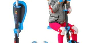 Top 10 Best 3-wheel Scooters for Kids in 2020 Reviews