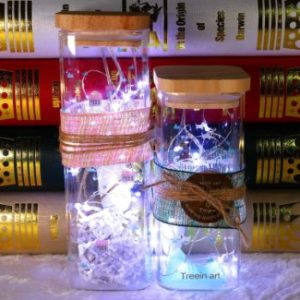 #9. Ehome Battery operated Fairy String Lights
