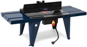 #2 Goplus Electric Aluminum Router Table Wood Working
