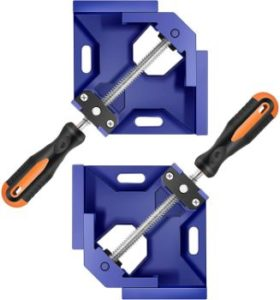 4. AFAKE Right Angle Clamp for Carpenter