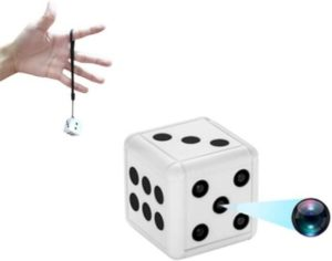 5. Dice Mini Spy Camera
