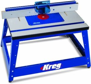 #5Kreg PRS2100 Bench Top Router Table