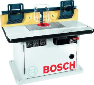 #6 Bosch Cabinet Style Router Table RA1171