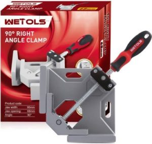 6. WETOLS 90 Degree Right Angle Clamp