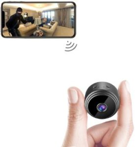 7. AREBI Spy Camera