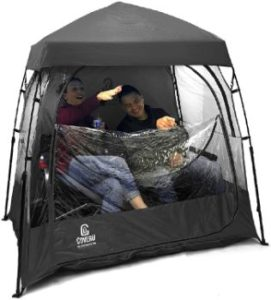 8. EasyGoProducts CoverU Sports Shelter –Weather Tent Pod