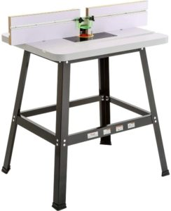 #9 Grizzly Industrial T10432 - Router Table with Stand