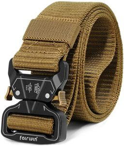 1. Fairwin Tactical Utility Belts