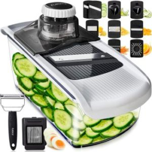 1. Fullstar Vegetable Slicer and Vegetable Grater